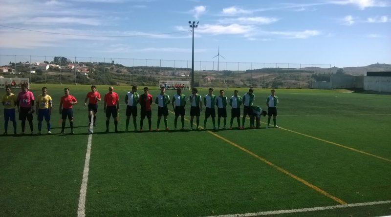 Monte Agraço 0 – Estoril Praia 6